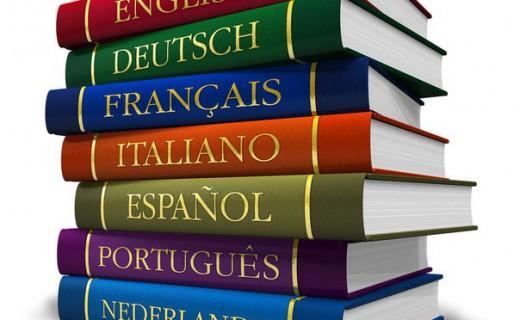 Рабочие языки переводчика