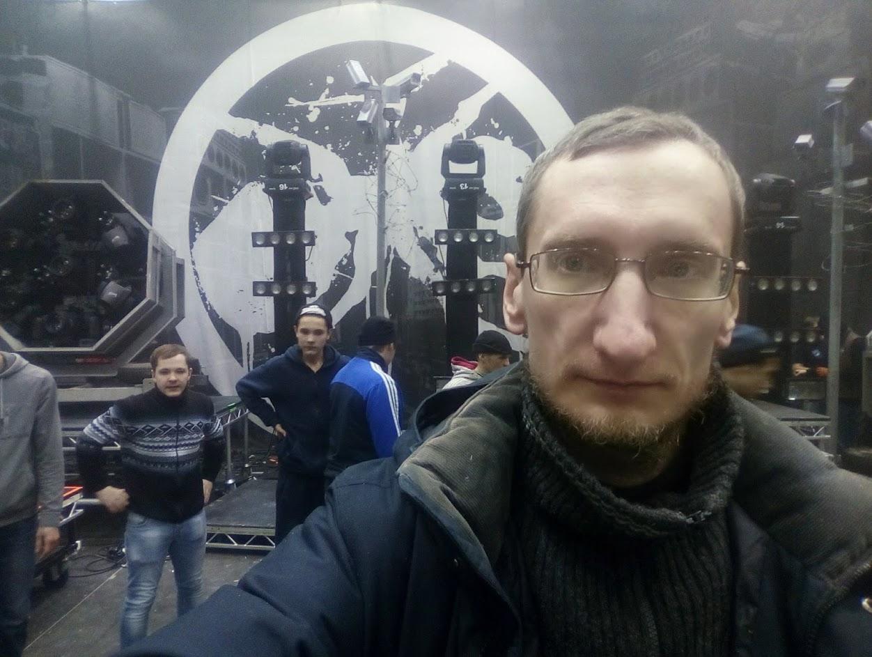 The Prodigy Челябинск 2