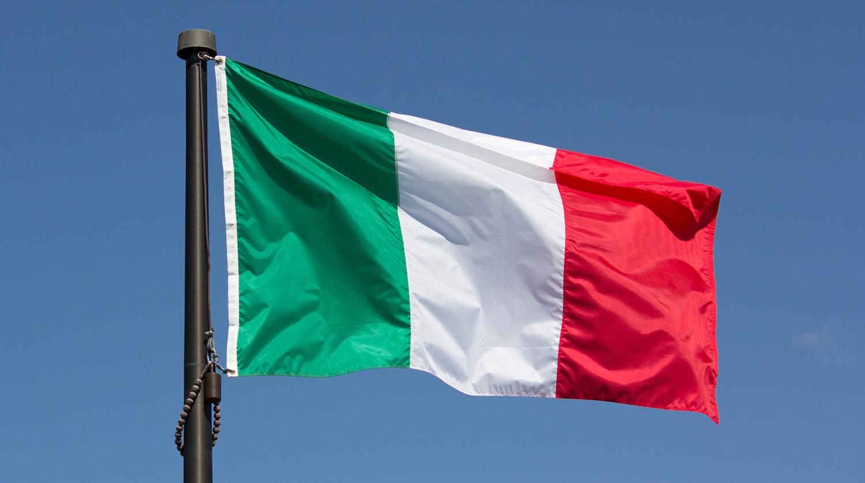 флаги италии