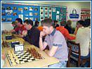 выступление агентства переводов на турнире по шахматам