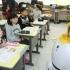 Уроки английского в Южной Корее дают роботы