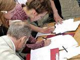 Сбор подписей в Латвии