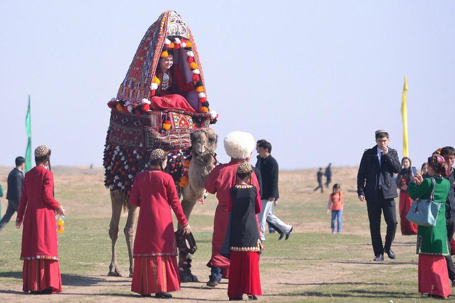 культура туркмении