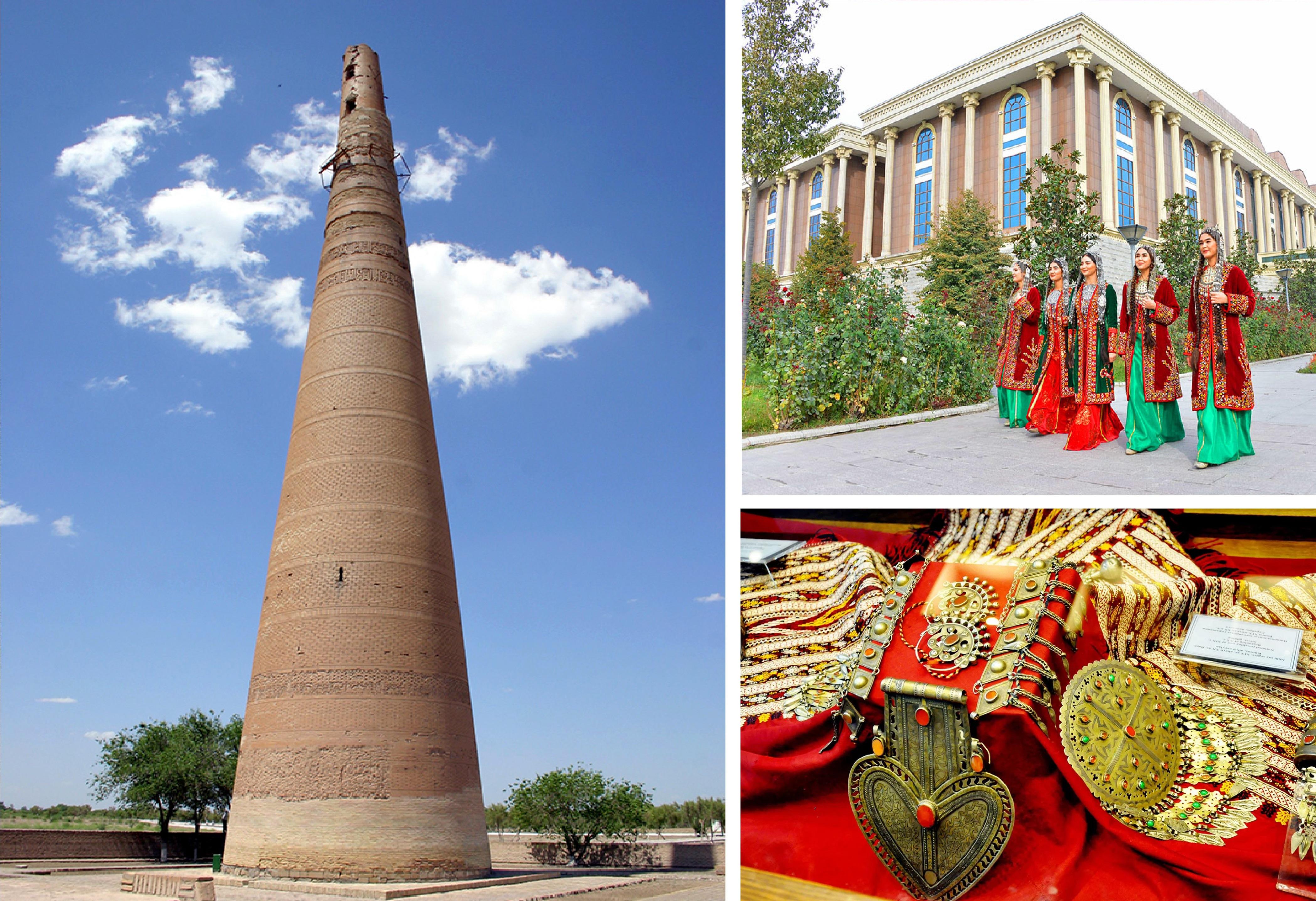 культура туркмениcтана