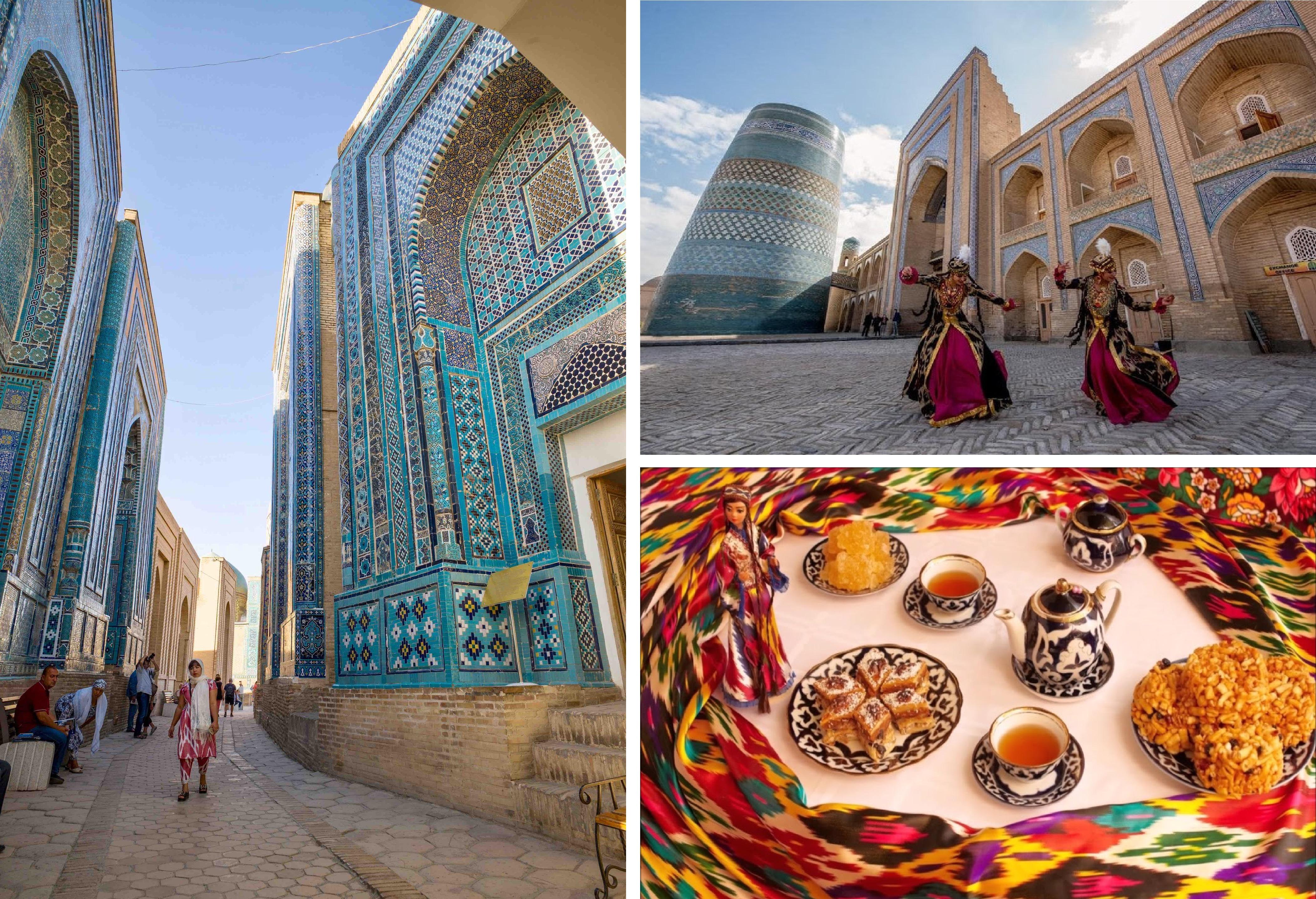 узбекская культура