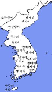 О корейском языке