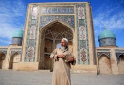 узбекский дед
