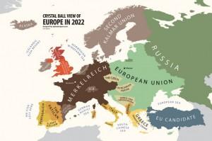 2022: будем жить в Газпромии?