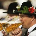 Развеселый праздник Баварии