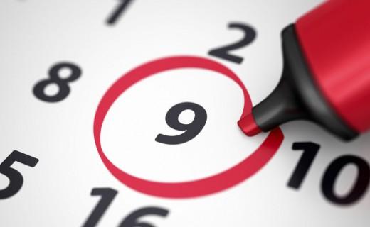 Календарь мероприятий для переводчиков на 2018 год