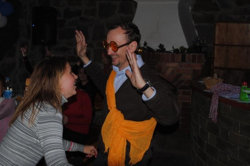 Переводческие танцы