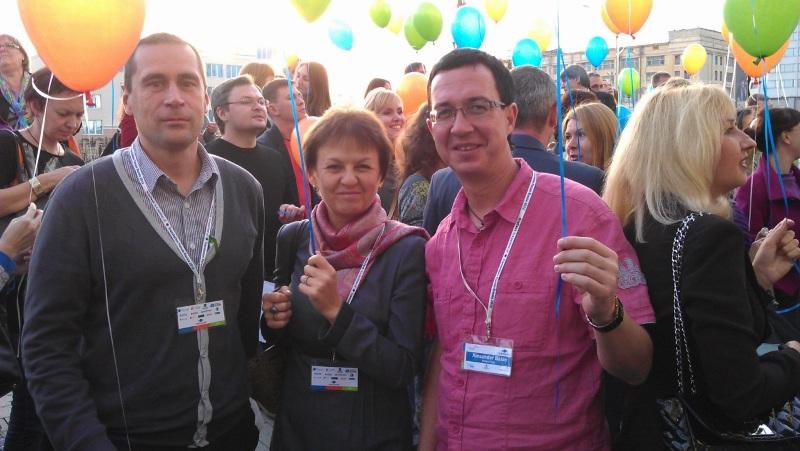 Наше бюро переводов на конференции в Казани 12