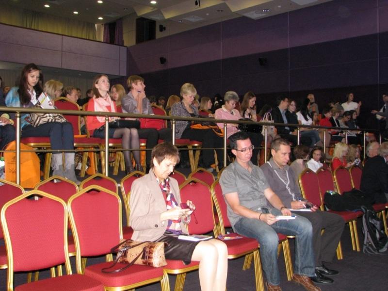 Наше бюро переводов на конференции в Казани 9